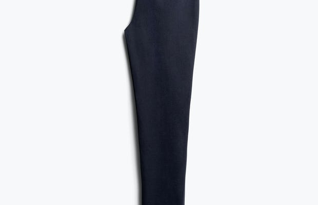 Women's Navy Fusion Straight Leg Pant Back
