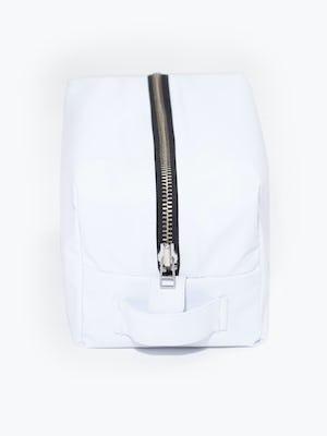 doppler essentials kit white black zipper shot of front showing zipper