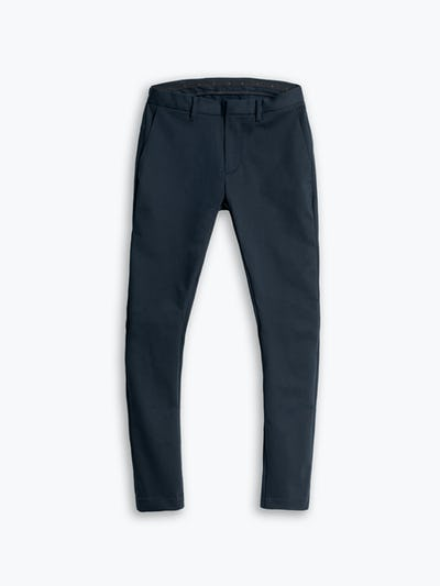 Men's Navy Kinetic Adaptive Pants Front