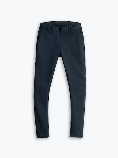 Men's Navy Kinetic Adaptive Pants Front