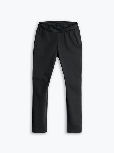 Women's Black Kinetic Adaptive Pants Front