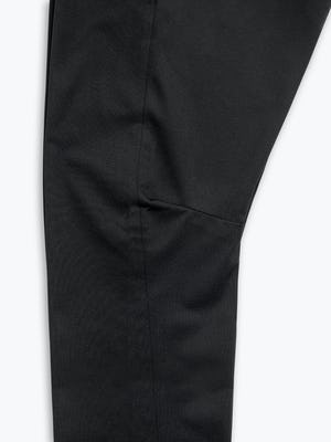 Women's Black Kinetic Adaptive Pants knee