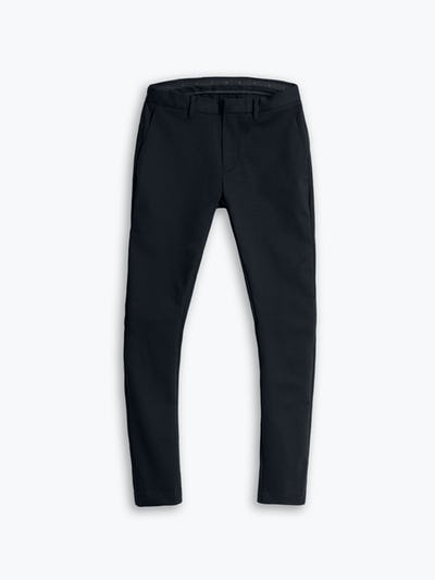 Men's Black Kinetic Adaptive Pants Front