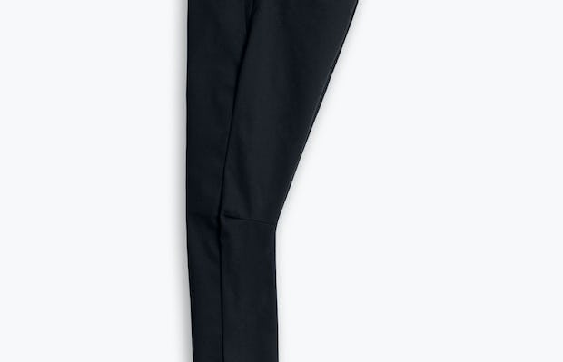 Men's Black Kinetic Adaptive Pants Side