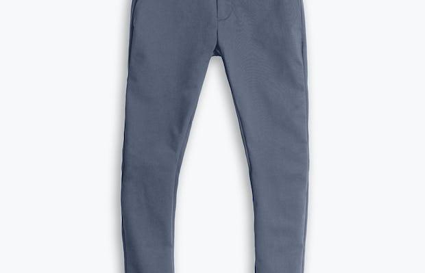 Men's Indigo Heather Kinetic Adaptive Pants Front