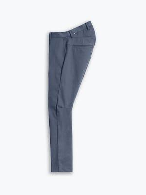 Men's Indigo Heather Kinetic Adaptive Pants Side