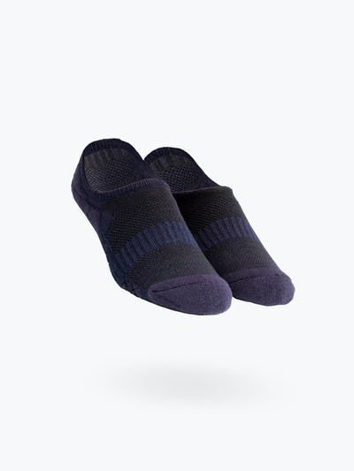 navy atlas no show sock