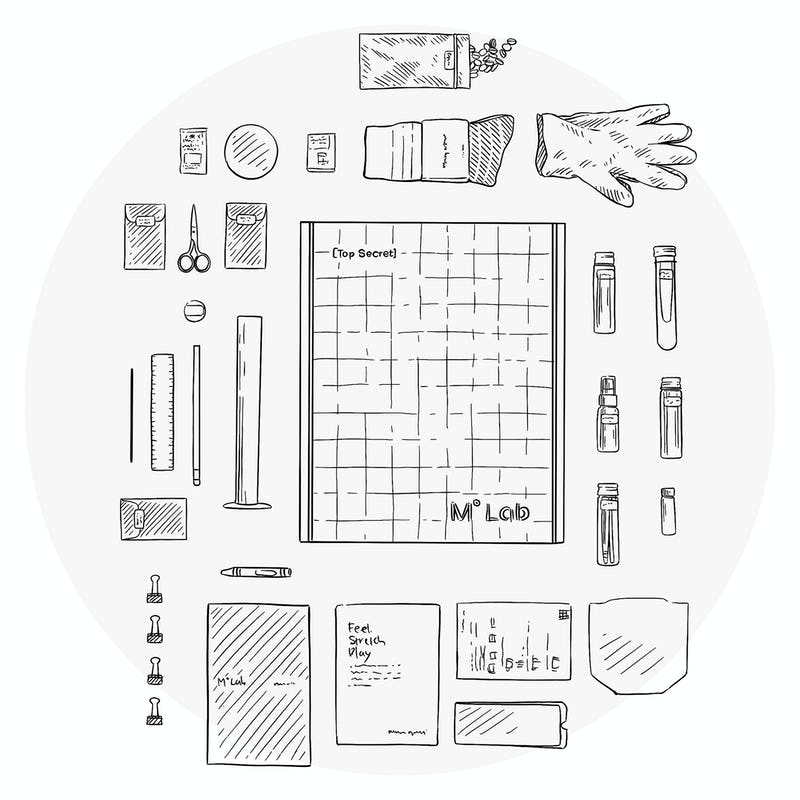 Illustration of MLabs Kit