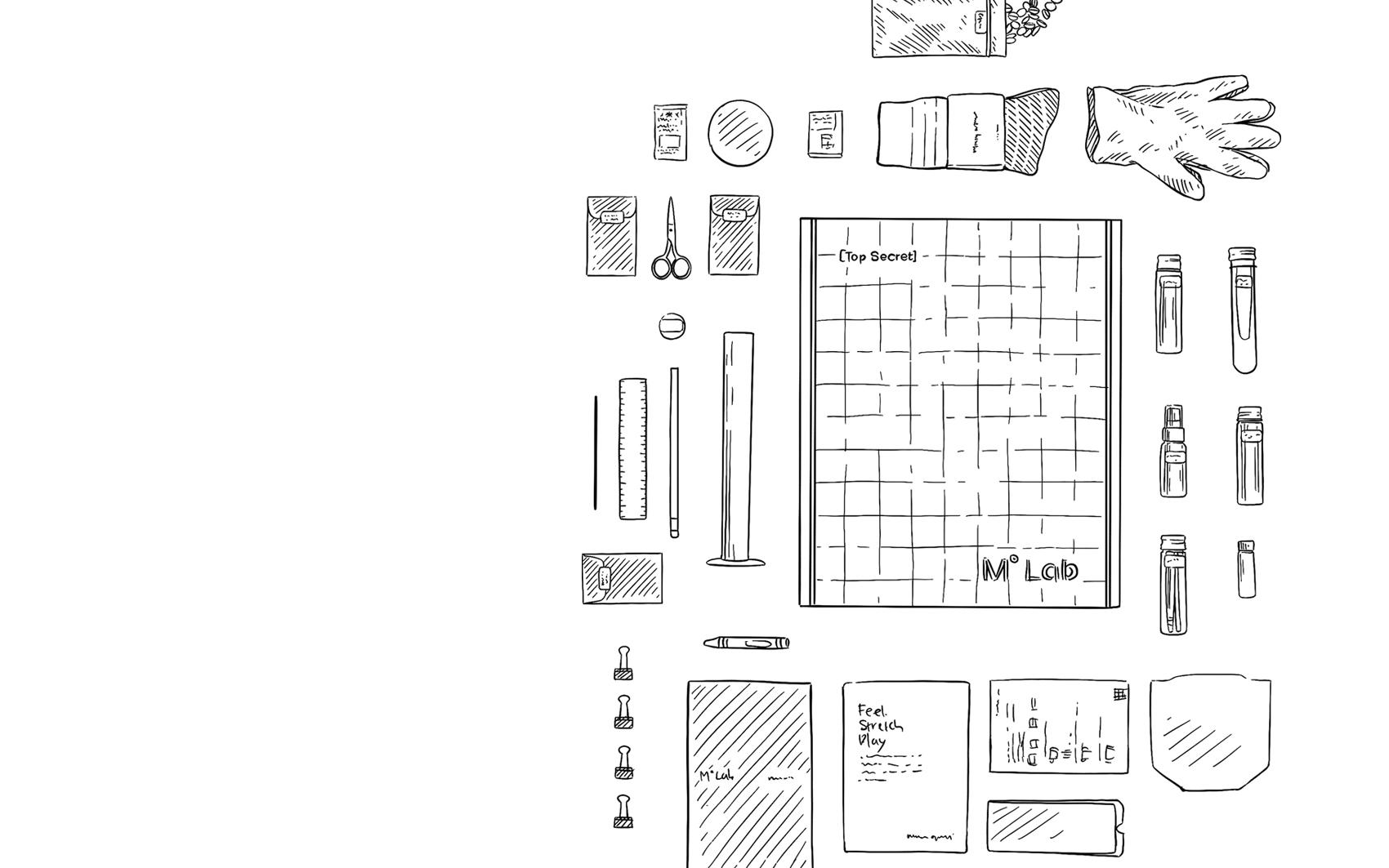 m lab field kit proof