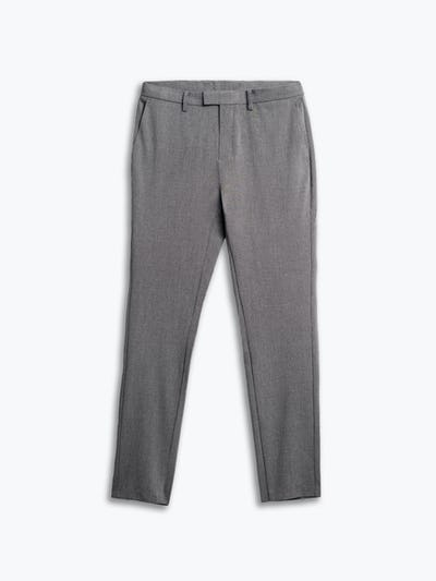 men's graphite velocity sneaker cut pant flat shot of front