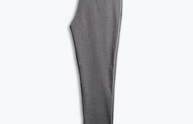 men's graphite velocity sneaker cut pant flat shot folded