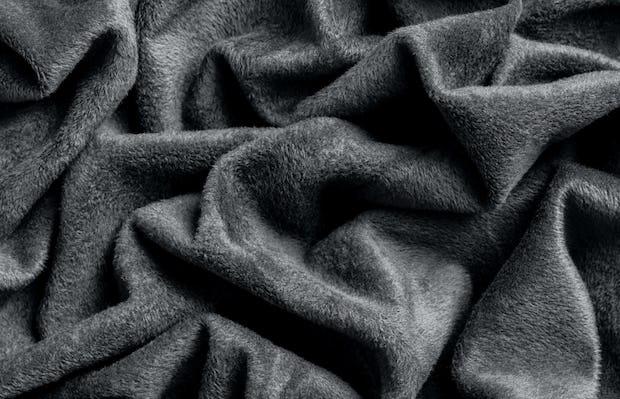 charcoal heather hybrid everywhere blanket velour side fabric waves