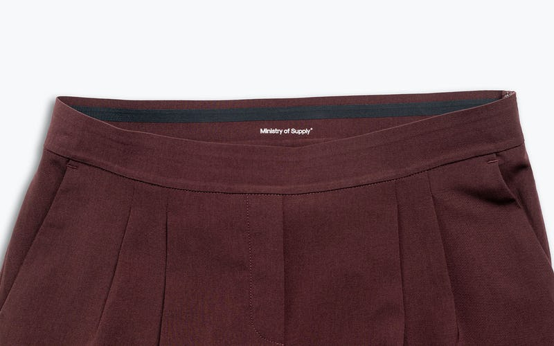 swift drape pant waistband