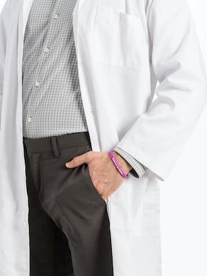 Wear the bracelet medical professional