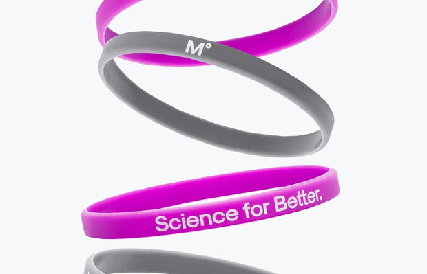 Science for Better Bracelet for Children's Hospital of Philadelphia