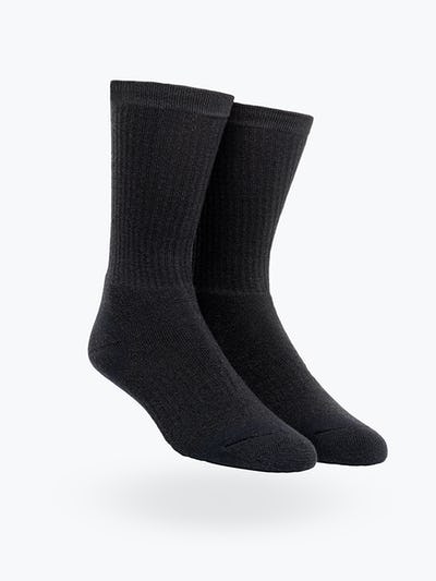 Black Atlas Merino Boot Sock