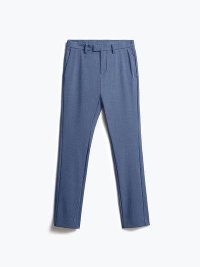 men's calcite heather velocity pant front