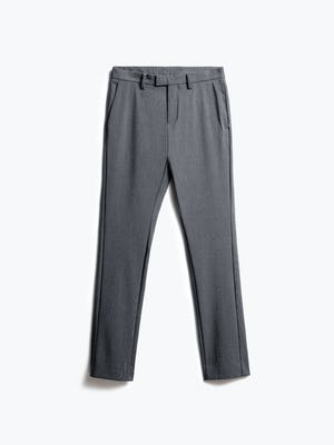 Mens Graphite Velocity Dress Pant - Front