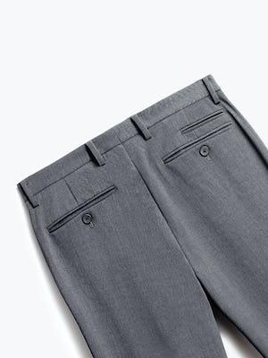 Close up of Mens Graphite Velocity Pant - Back