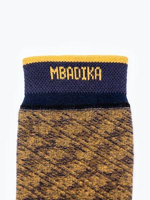 atlas m lab sock shooting star shot of inner mbadika branding