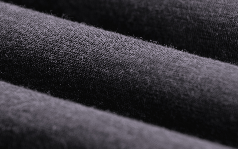 Close-Up of Composite Merino Fabric