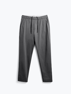 mens charcoal kinetic jogger flat shot of front