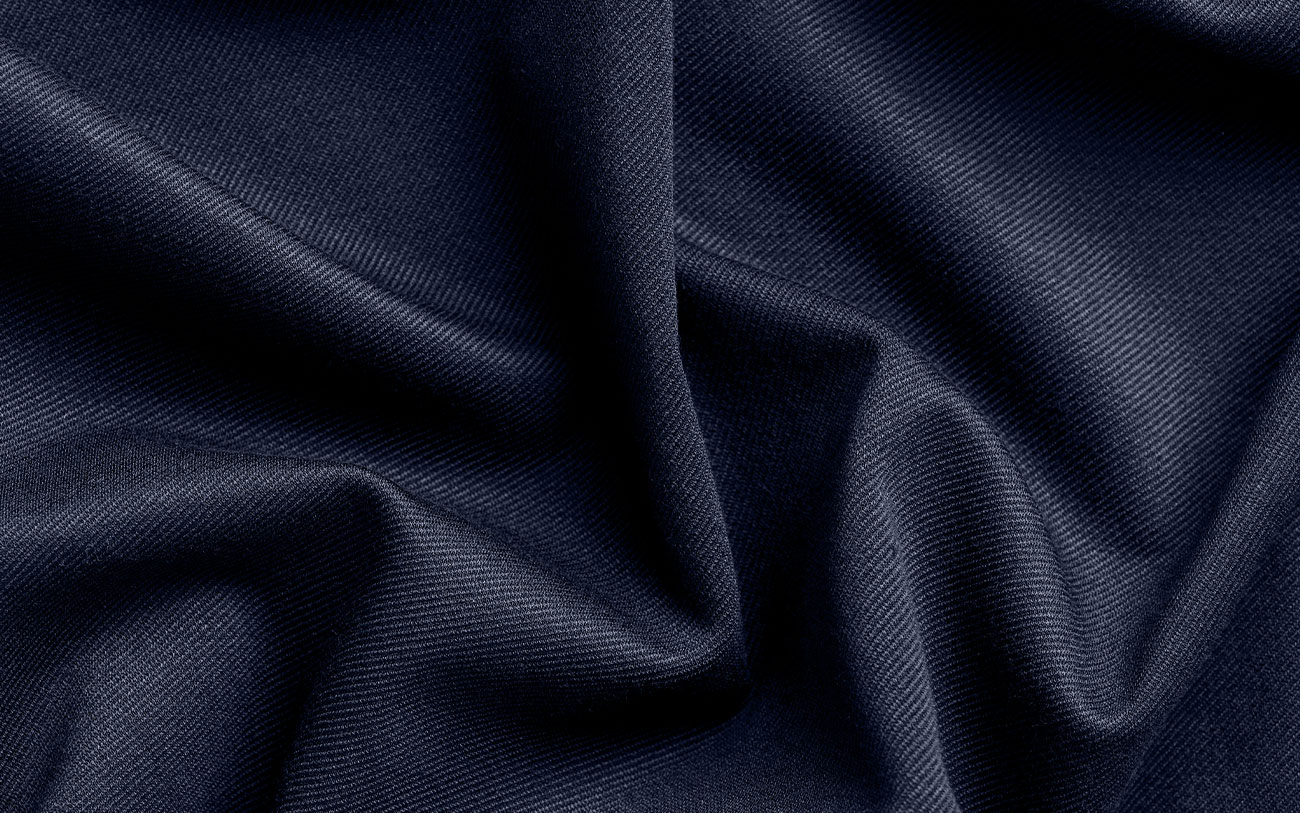 men's navy fusion chore coat wavy fabric
