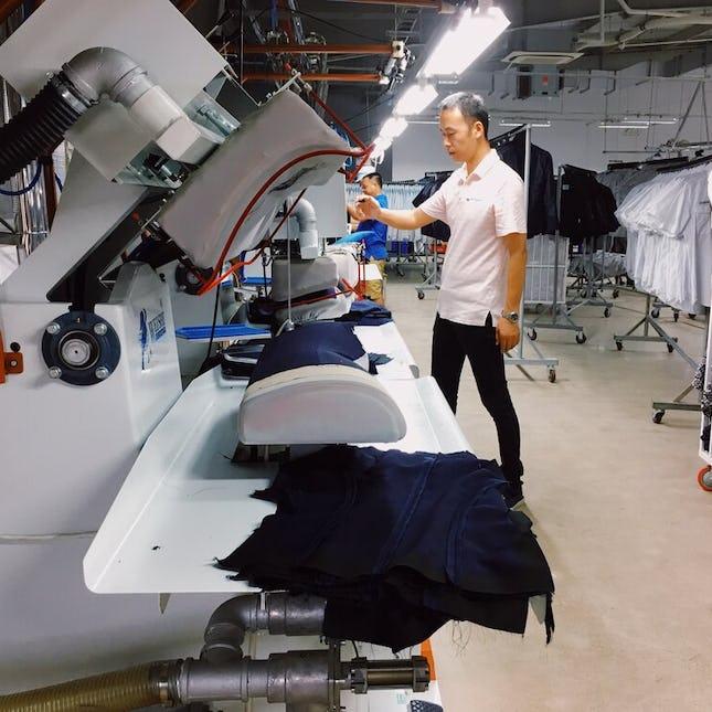 Matsuoka Garment Factory