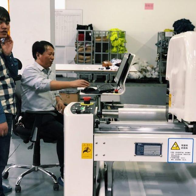 Advanced Craftsmanship - People and Machinery