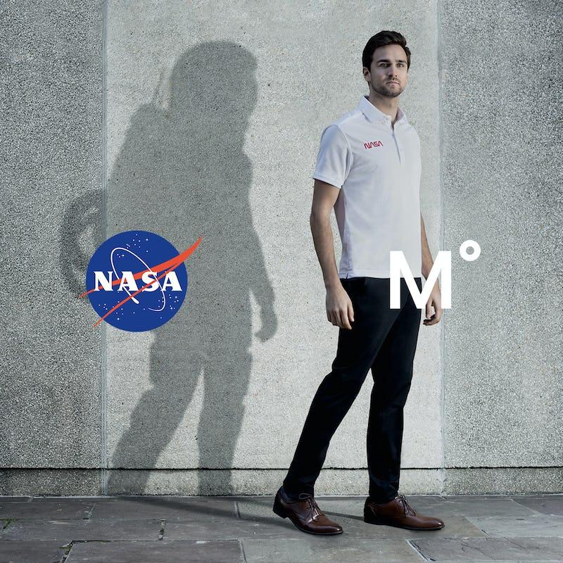 NASA x Mº Collab