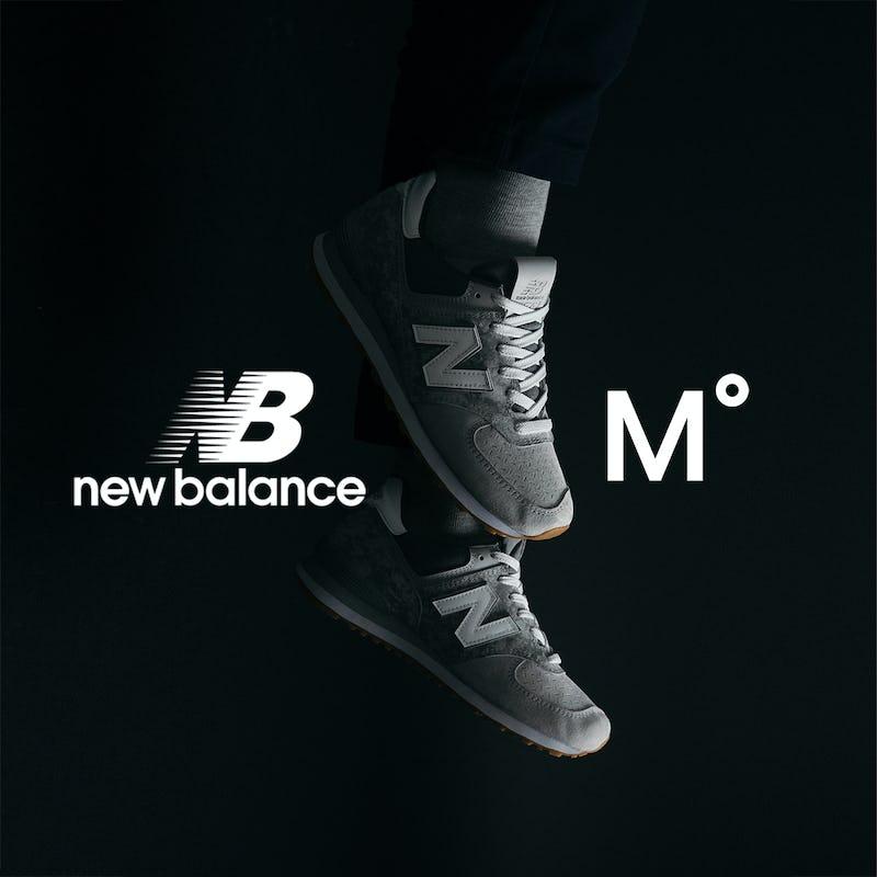 New Balance x Mº Collab