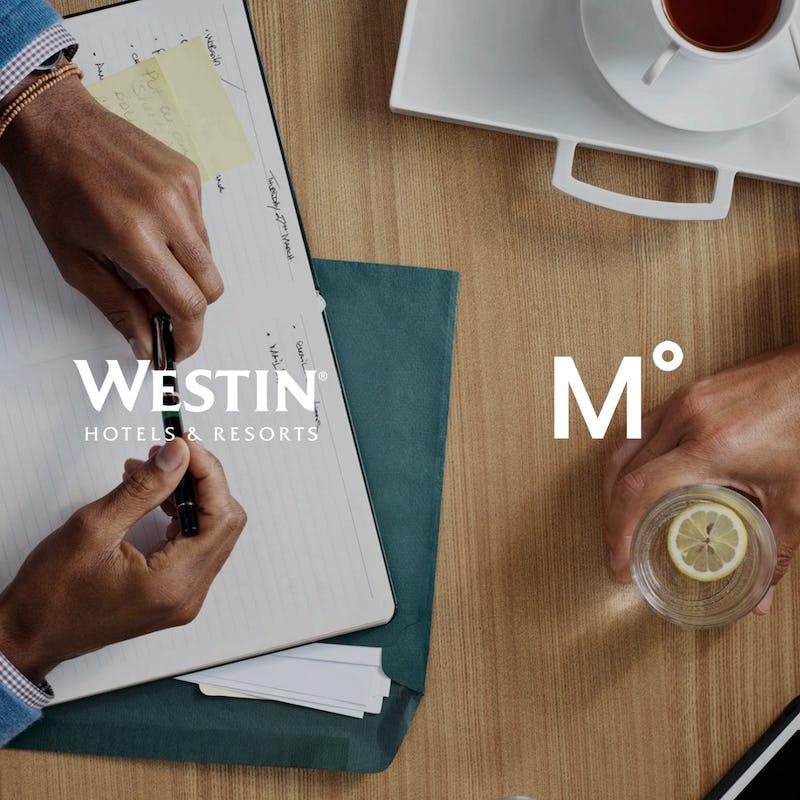 Westin Hotel x Mº Collab