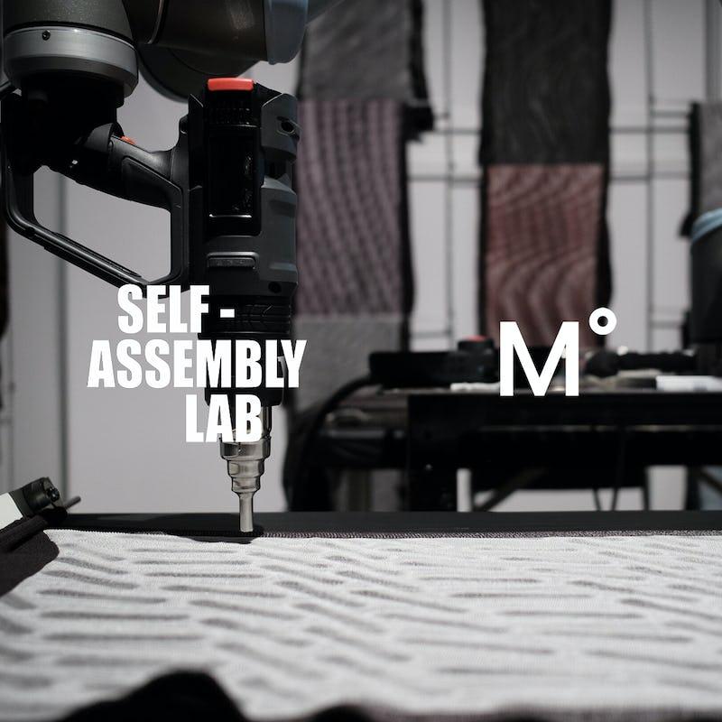 MIT Self Assembly Lab x Mº Collab