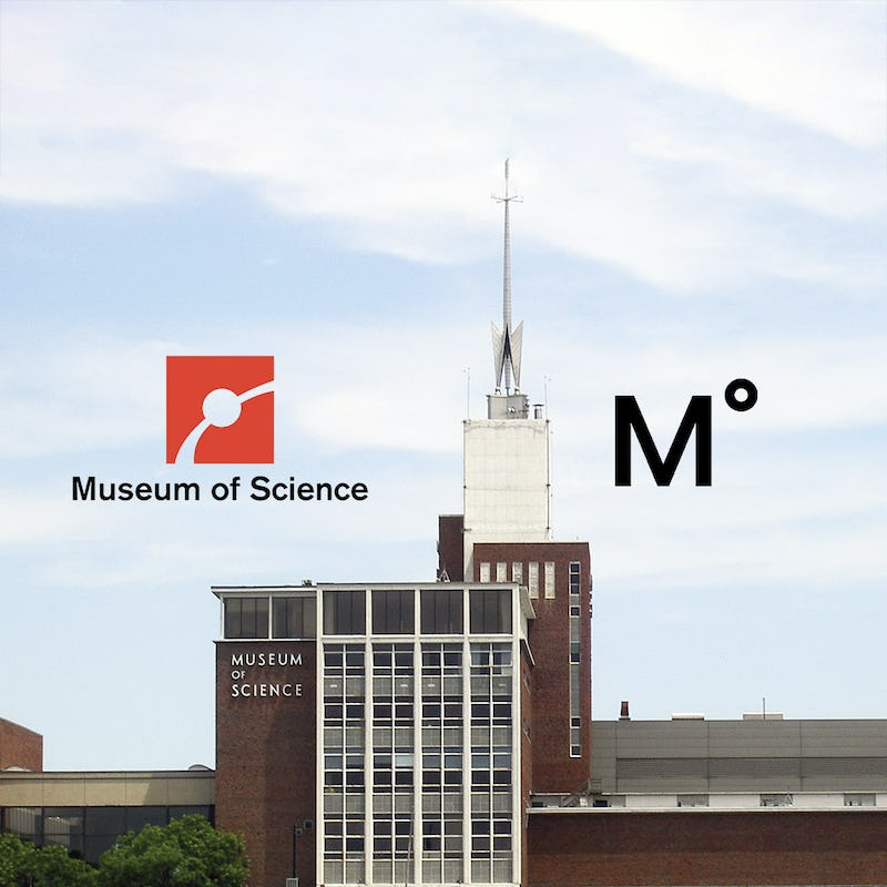 Museum of Science x Mº Collab