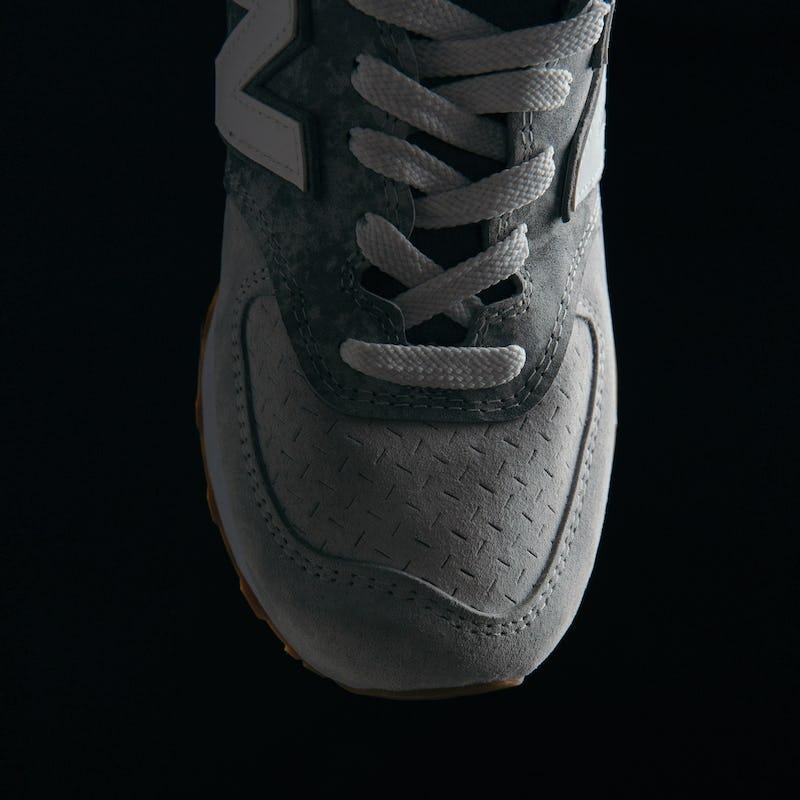 New Balance Toe Box