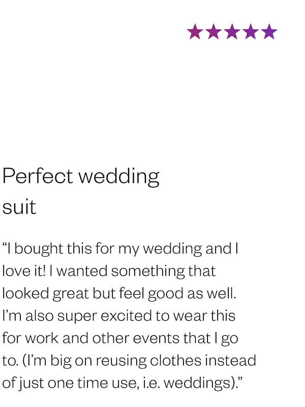 Toni W Review of Velocity Suit