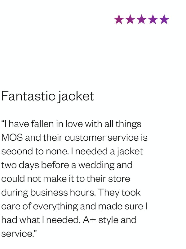 Kyle C. Review of Men's Kinetic Blazer