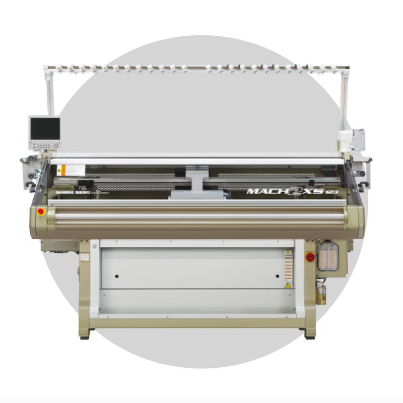 Shima Seiki WholeGarment Knitting Machine