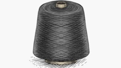 image of a spool of yarn