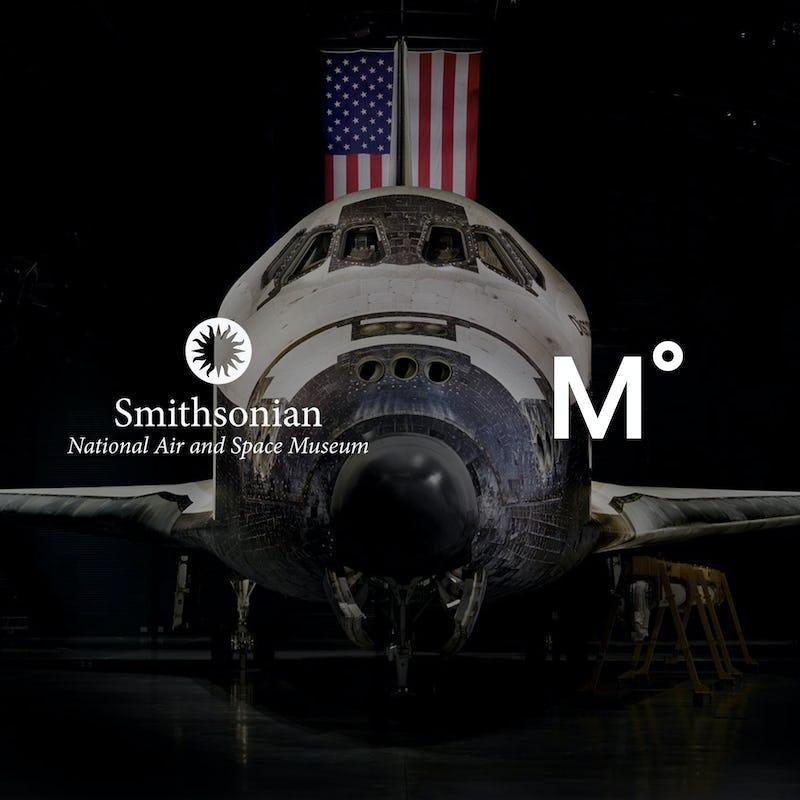 Smithsonian x Mº USA Shuttle