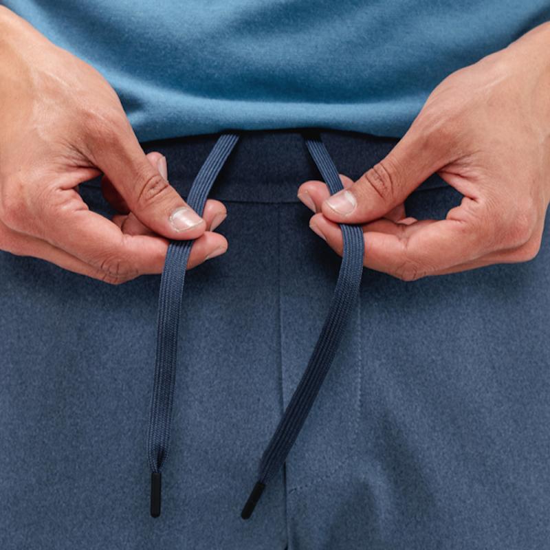 Drawstring waistband