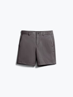 Men's Charcoal Heather Kinetic Shorts front
