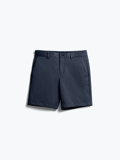 Men's Navy Kinetic Shorts front