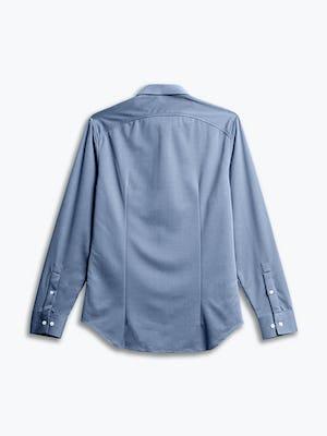 men's slate blue apollo dress shirt back