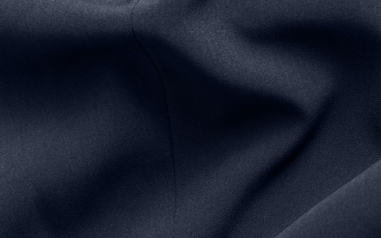 swift drape navy fabric