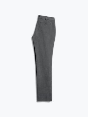 women's soft granite velocity pant flat shot of back