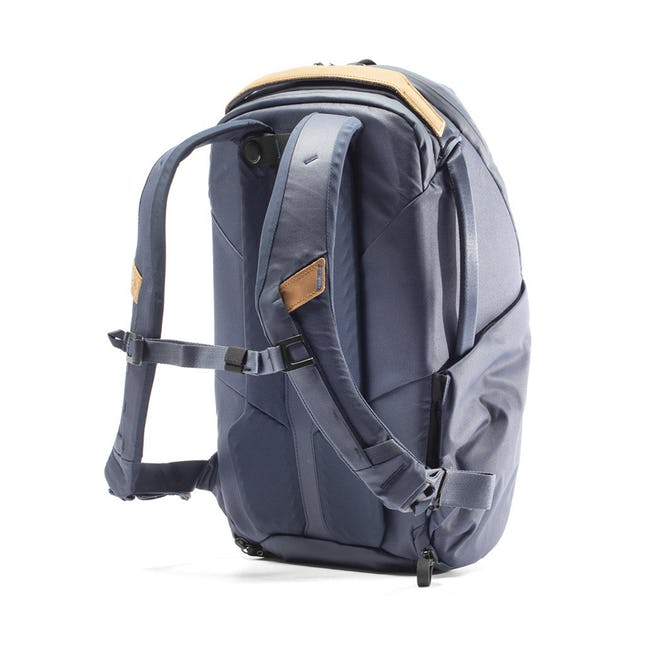 Image of Midnight Blue Everyday Backpack Zip