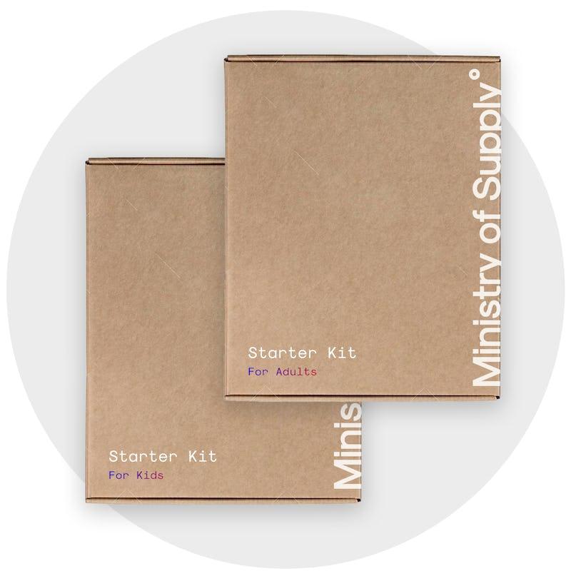 Starter Kit for Adults & Kids