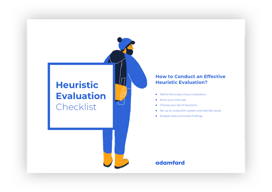 What Is Heuristic Evaluation Simple Guide To Conduct One Free Template