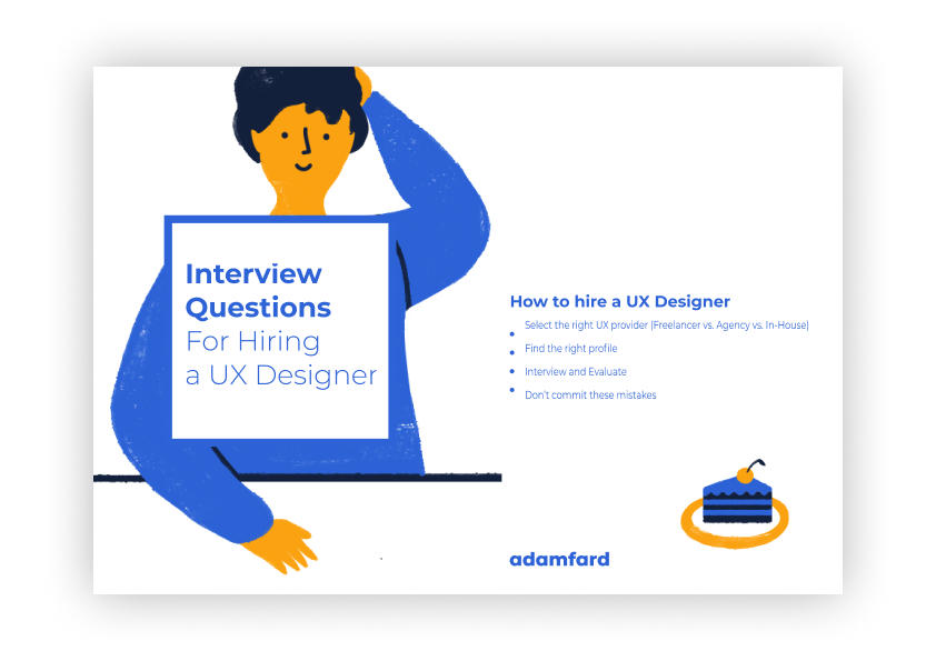 hire ux designer interview questions